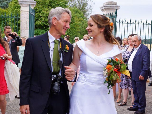Le mariage de Odalric et Bénédicte à Reuilly, Indre 14