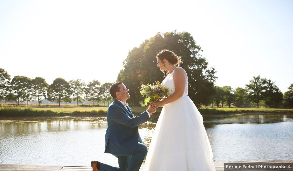 Le mariage de Anthony et Anne-Claire à Saint-Pierre-de-Plesguen, Ille et Vilaine