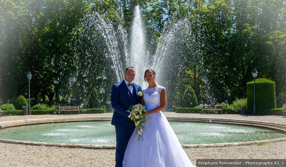 Le mariage de Steven et Caroline à Castres, Tarn