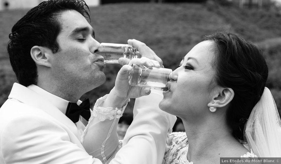 Le mariage de Guillaume et Ruoxi à Annecy, Haute-Savoie