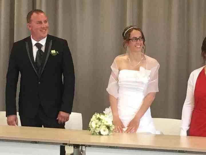 Le mariage de Typhaine et Jean-Marc
