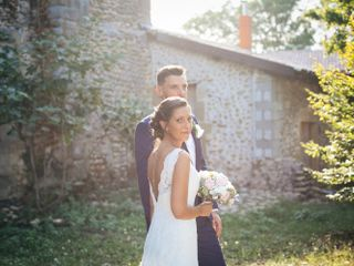 Le mariage de Lauryne et Quentin
