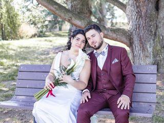 Le mariage de Morgane et Thibaut