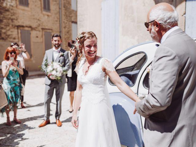 Le mariage de Loïc et Émeline à Grambois, Vaucluse 8