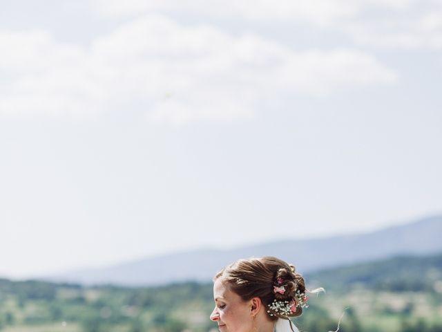 Le mariage de Loïc et Émeline à Grambois, Vaucluse 17