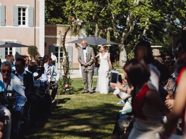 Le mariage de Loïc et Émeline à Grambois, Vaucluse 23