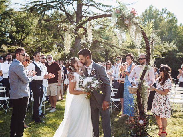 Le mariage de Loïc et Émeline à Grambois, Vaucluse 26