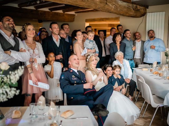 Le mariage de Florian et Adeline à Marles-en-Brie, Seine-et-Marne 45