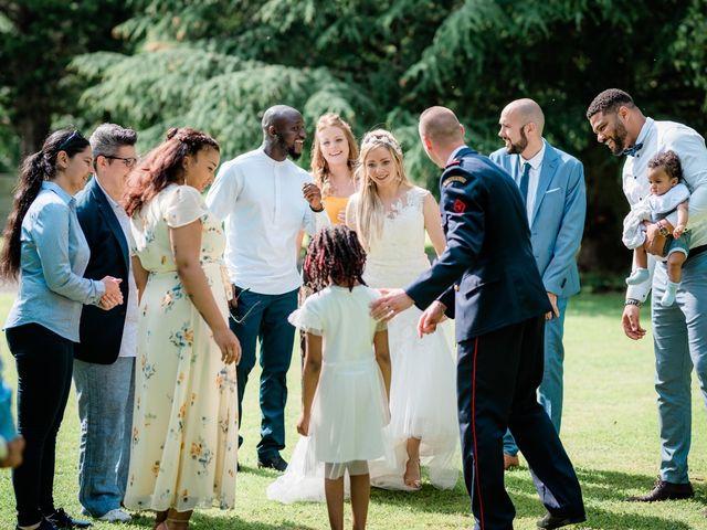 Le mariage de Florian et Adeline à Marles-en-Brie, Seine-et-Marne 33