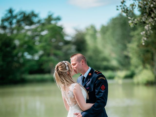 Le mariage de Florian et Adeline à Marles-en-Brie, Seine-et-Marne 30