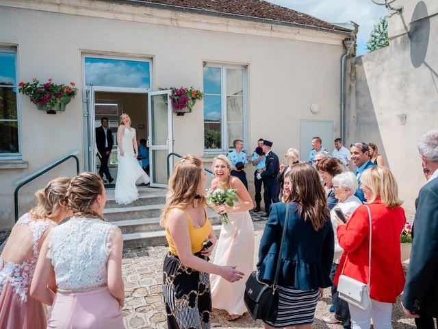 Le mariage de Florian et Adeline à Marles-en-Brie, Seine-et-Marne 25