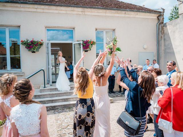 Le mariage de Florian et Adeline à Marles-en-Brie, Seine-et-Marne 24