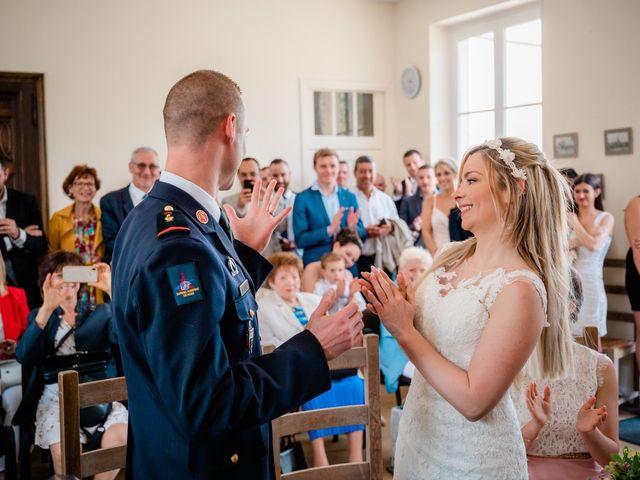 Le mariage de Florian et Adeline à Marles-en-Brie, Seine-et-Marne 17