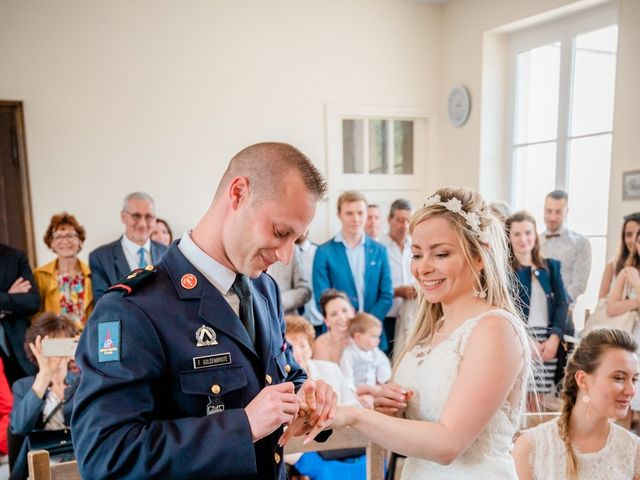 Le mariage de Florian et Adeline à Marles-en-Brie, Seine-et-Marne 16