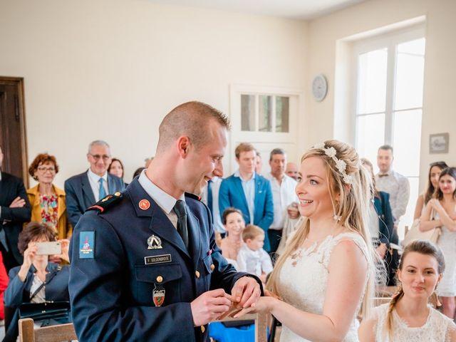 Le mariage de Florian et Adeline à Marles-en-Brie, Seine-et-Marne 15
