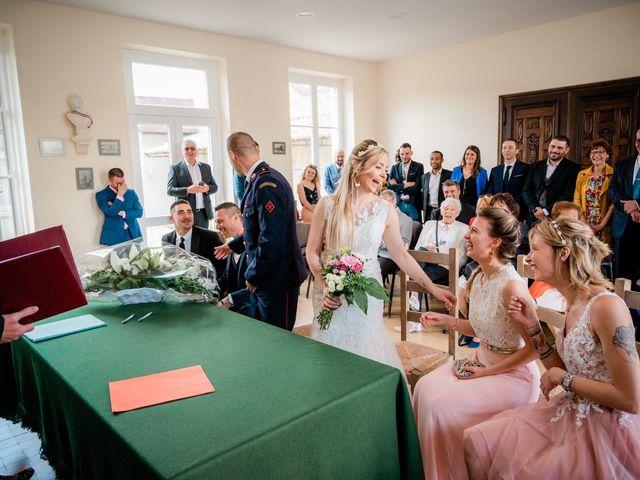 Le mariage de Florian et Adeline à Marles-en-Brie, Seine-et-Marne 12