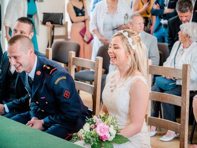 Le mariage de Florian et Adeline à Marles-en-Brie, Seine-et-Marne 13