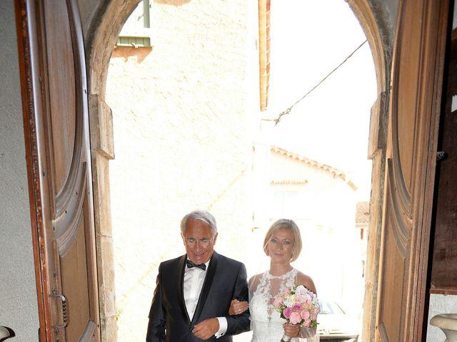 Le mariage de Nicolas et Harmony à Peymeinade, Alpes-Maritimes 14