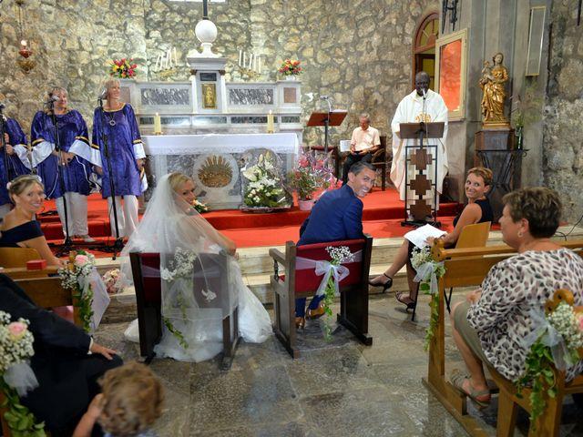 Le mariage de Nicolas et Harmony à Peymeinade, Alpes-Maritimes 17