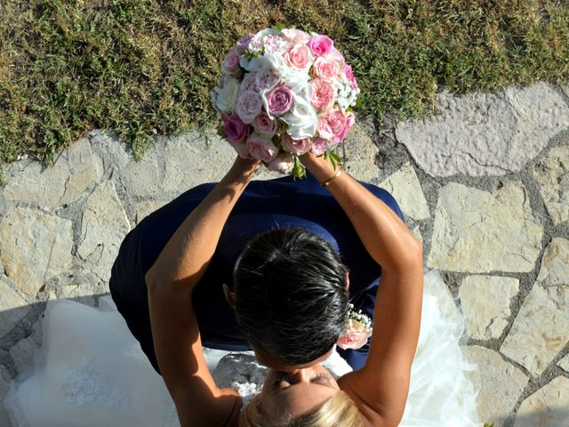 Le mariage de Nicolas et Harmony à Peymeinade, Alpes-Maritimes 22