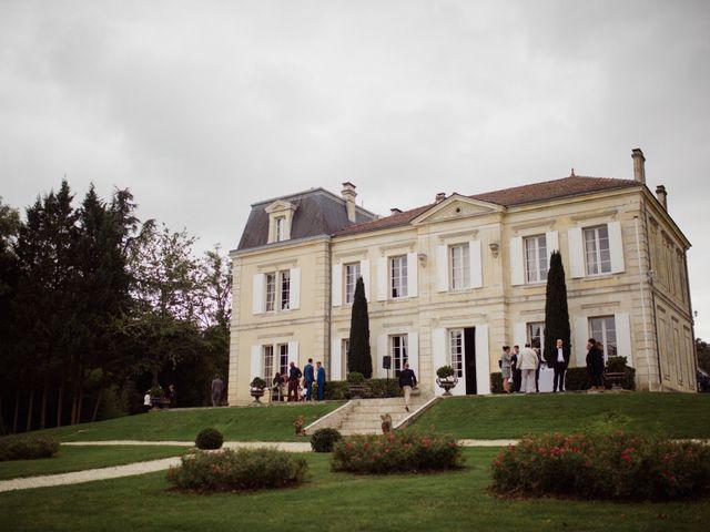 Le mariage de Alexandre et Ludivine à Bordeaux, Gironde 2