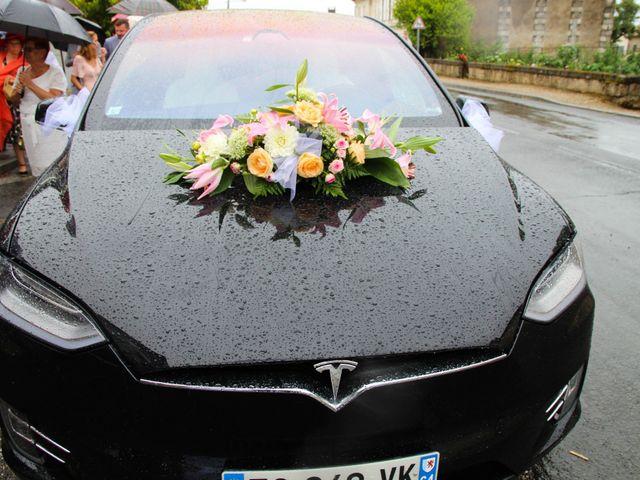Le mariage de Anthony et Audrey à Sainte-Terre, Gironde 2