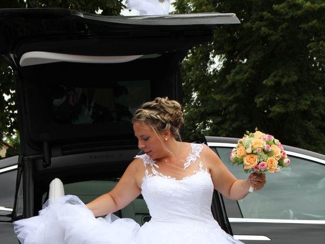 Le mariage de Anthony et Audrey à Sainte-Terre, Gironde 13