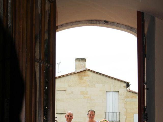 Le mariage de Anthony et Audrey à Sainte-Terre, Gironde 15