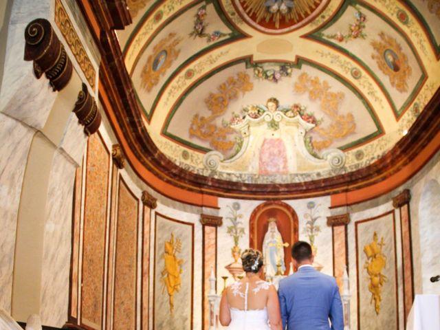Le mariage de Anthony et Audrey à Sainte-Terre, Gironde 17
