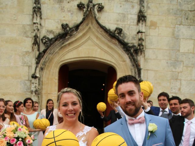 Le mariage de Anthony et Audrey à Sainte-Terre, Gironde 19