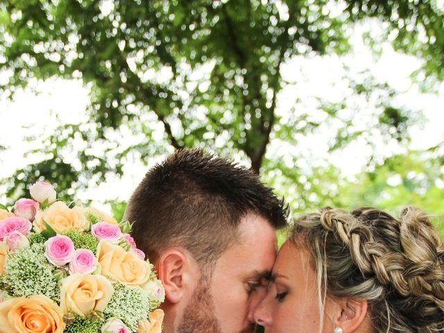 Le mariage de Anthony et Audrey à Sainte-Terre, Gironde 20