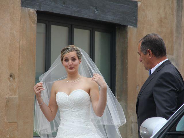 Le mariage de Marine et Mickael à Sennecé-lès-Mâcon, Saône et Loire 1