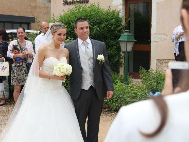 Le mariage de Marine et Mickael à Sennecé-lès-Mâcon, Saône et Loire 2