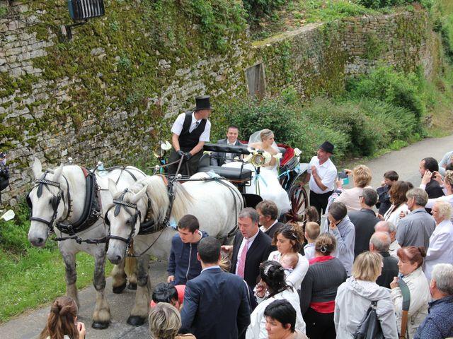 Le mariage de Marine et Mickael à Sennecé-lès-Mâcon, Saône et Loire 4