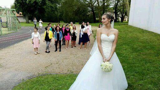 Le mariage de Marine et Mickael à Sennecé-lès-Mâcon, Saône et Loire 5
