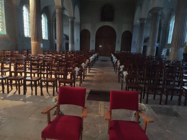 Le mariage de Alexandre et Marie à Échenoz-la-Méline, Haute-Saône 3