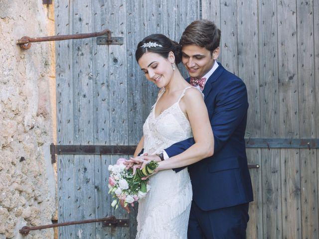 Le mariage de Chloé et Joakim