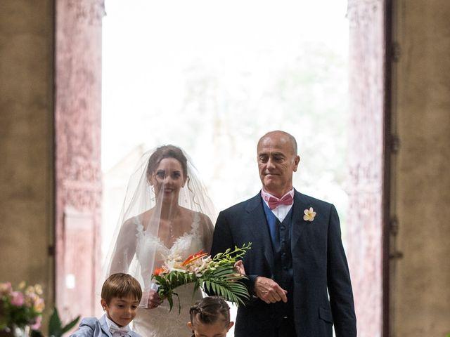 Le mariage de Clément et Anaïs à Fougeré, Vendée 25
