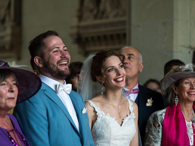 Le mariage de Clément et Anaïs à Fougeré, Vendée 36