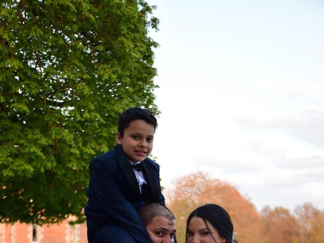 Le mariage de Amir et Anna à Beaulieu-sur-Loire, Loiret 6