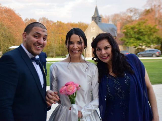 Le mariage de Amir et Anna à Beaulieu-sur-Loire, Loiret 7