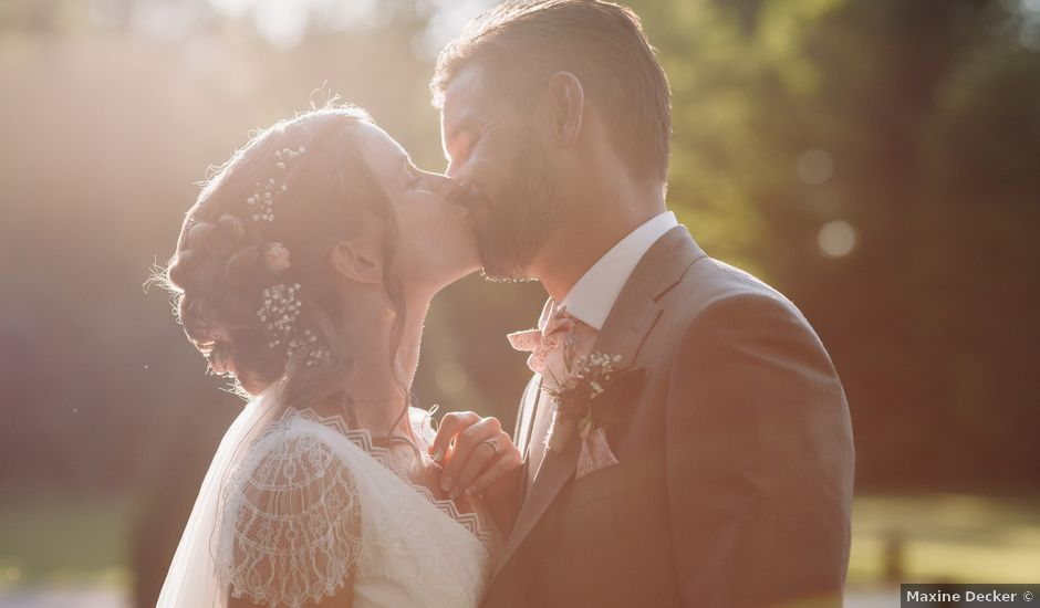 Le mariage de Loïc et Émeline à Grambois, Vaucluse