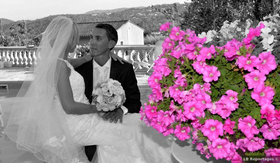 Le mariage de Nicolas et Harmony à Peymeinade, Alpes-Maritimes