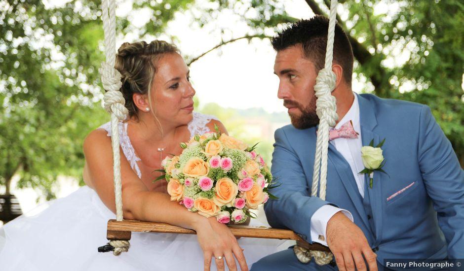 Le mariage de Anthony et Audrey à Sainte-Terre, Gironde