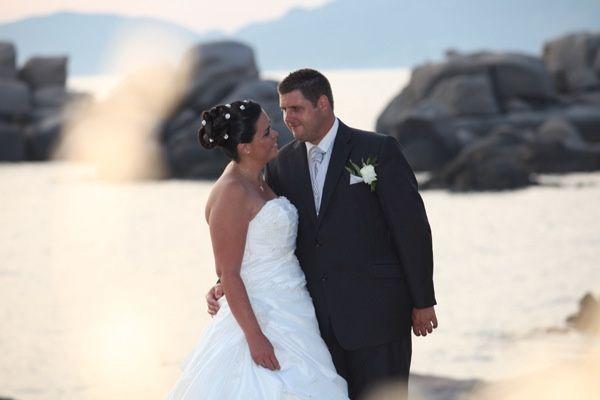 Le mariage de Ilhona et Julien à Ajaccio, Corse