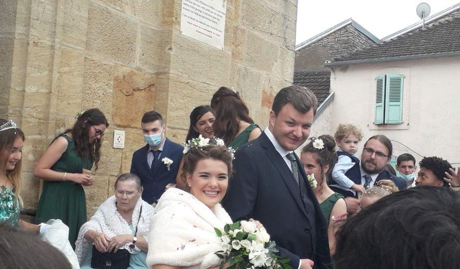 Le mariage de Alexandre et Marie à Échenoz-la-Méline, Haute-Saône