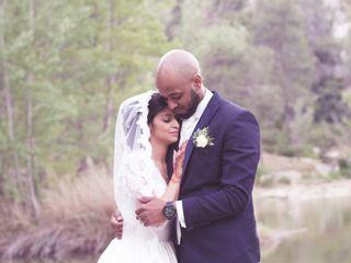 Le mariage de Mounia et Sidi