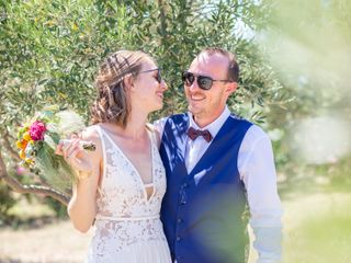 Le mariage de Chloé et Nicolas