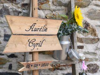Le mariage de Aurélie et Cyril 1