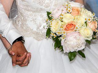 Le mariage de Melanie et Anthony 1